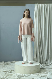 Wabe in Dusty Pink | Top