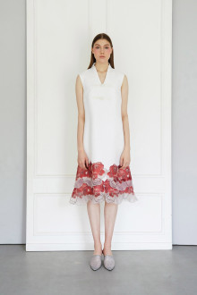 Ginkgo in White | Dress
