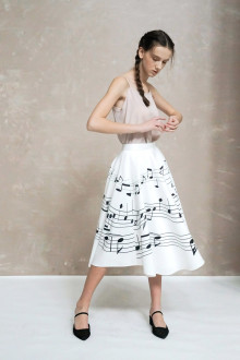 Forte | Skirt in White