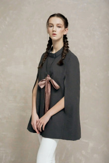 Arco   Cape in Grey