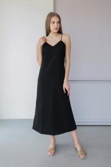 IRIS in Black | Dress