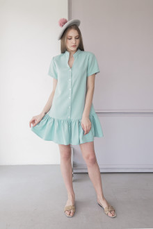 KAIA in Mint | Dress