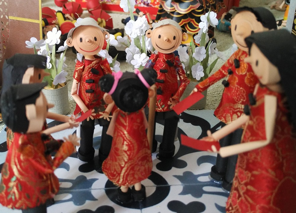 Chinese New Year Lookbook