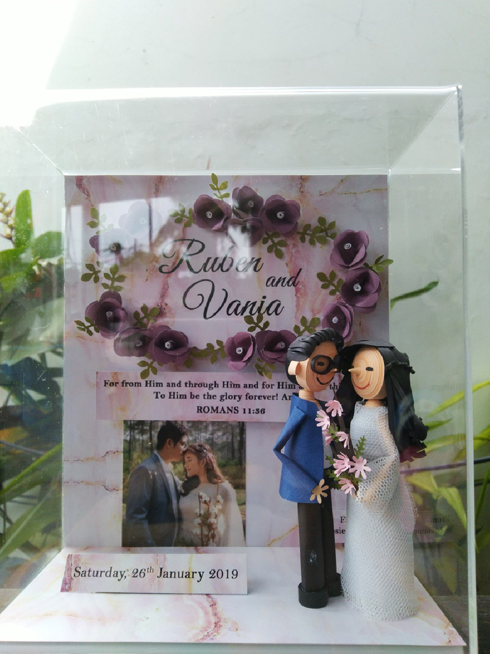 Customized Paper Quilling