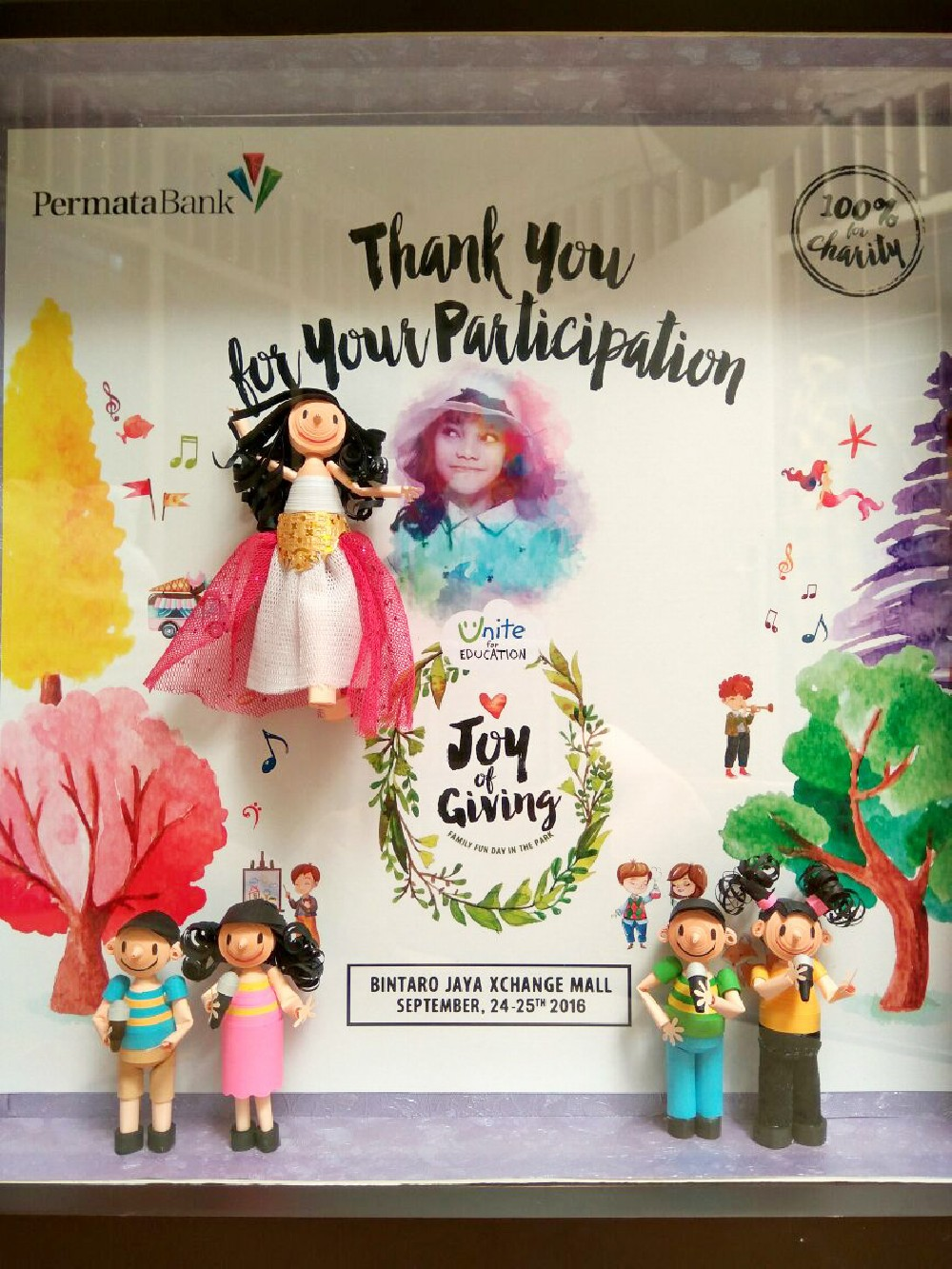 Customize Paper Quilling