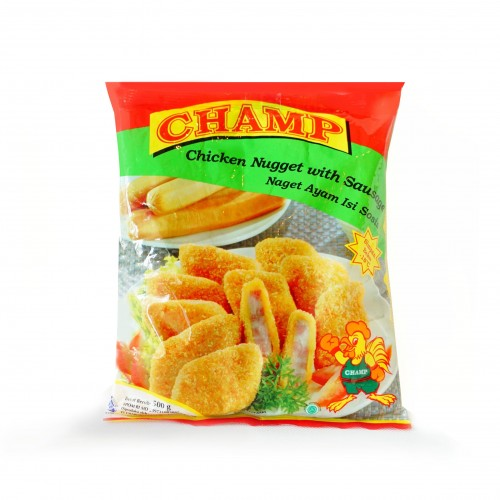 Champ Nugget Sosis 500 G