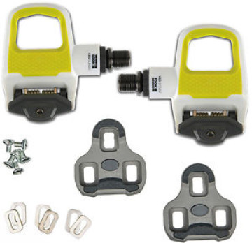 LOOK PEDAL KEO CLASSIC 2 White/Green image