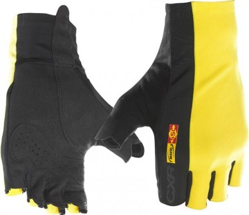 CXR Ultimate Glove Black Yellow image