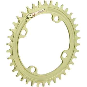 Renthal 1XR Chainring 32t 104mm BCD Gold image