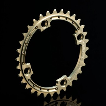 Renthal MCR100 5/64 Mountain Bike Chainring 32T 104BCD image