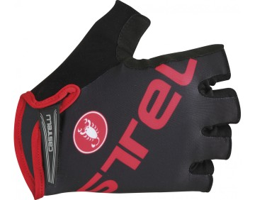 Castelli Tempo V Glove Black/Red image