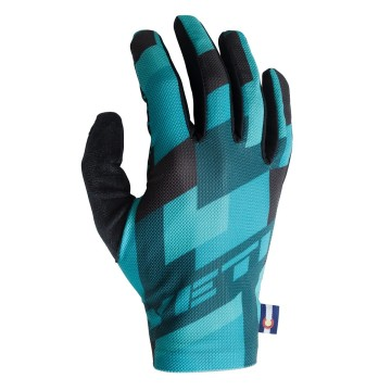 Yeti Enduro Glove Turq Yetris image