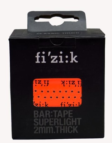 Fizik Bar Tape Superlight Glossy - Orange Fluo image
