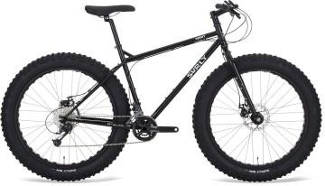 "SURLY BIKE PUGSLEY SM 16"" image"