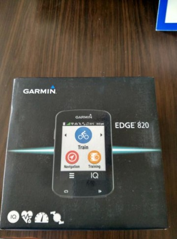 GARMIN EDGE 820 image
