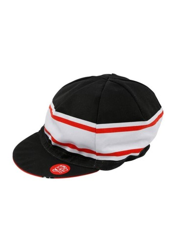ATTAQUER CORE RED CYCLING CAP image