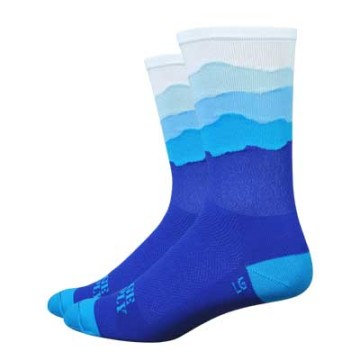 "DEFEET SOCK RIDGE SUPPLY 6"" AIREATOR image"