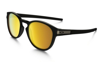 OAKLEY - Latch™ Matte Black with 24K Iridium Lenses image