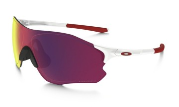 OAKLEY - EVZero™ Path Polished White with PRIZM™ Road Lenses image