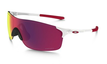 OAKLEY - EVZero™Pitch Polished White with PRIZM™ Road Lenses image