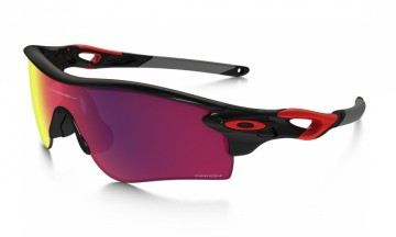 OAKLEY - Radarlock™ Path™ Polished Black/Red with PRIZM™ Road Lenses image