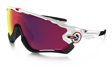 OAKLEY - Jawbreaker™ Polished White with PRIZM™ Road Lenses image