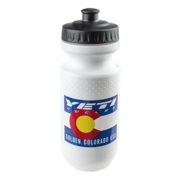 YETI BOTTLE WATER CO FLAG WHITE image