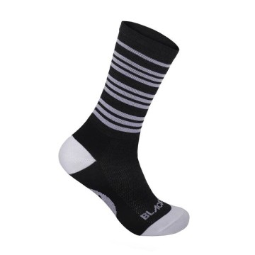 BLACK SHEEP TEAM COLLECTION WOOL STRIPE SOCK image
