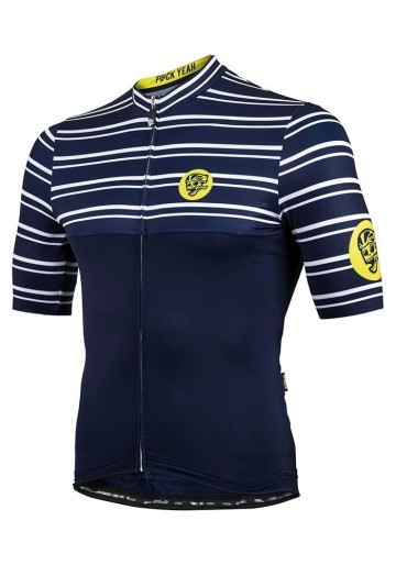 ATTAQUER JERSEY ALL DAY DOUBLE STRIPE NAVY image