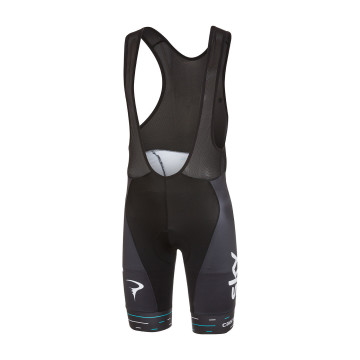CASTELLI BIBSHORT SKY FAN BLACK image
