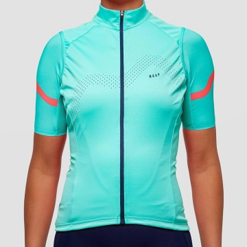 MAAP WOMENS SURFACE TEAM VEST LIGHT AQUA image