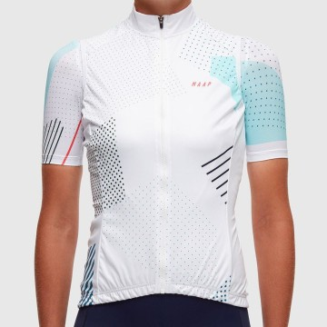 MAAP WOMENS 22 DEGREE TEAM VEST WHITE image
