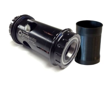 PRAXIS BOTTOM BRACKET PF30 CONV BB GXP ISIS2 73MM MTB 73 image