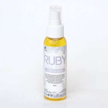 Body Oil - Stretchmark Oil - Ruby - 100 ml image