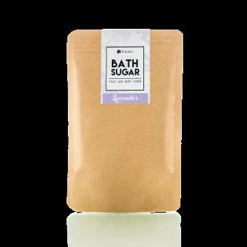 Bath Sugar - Body Scrub - Lavender - 100 gr image
