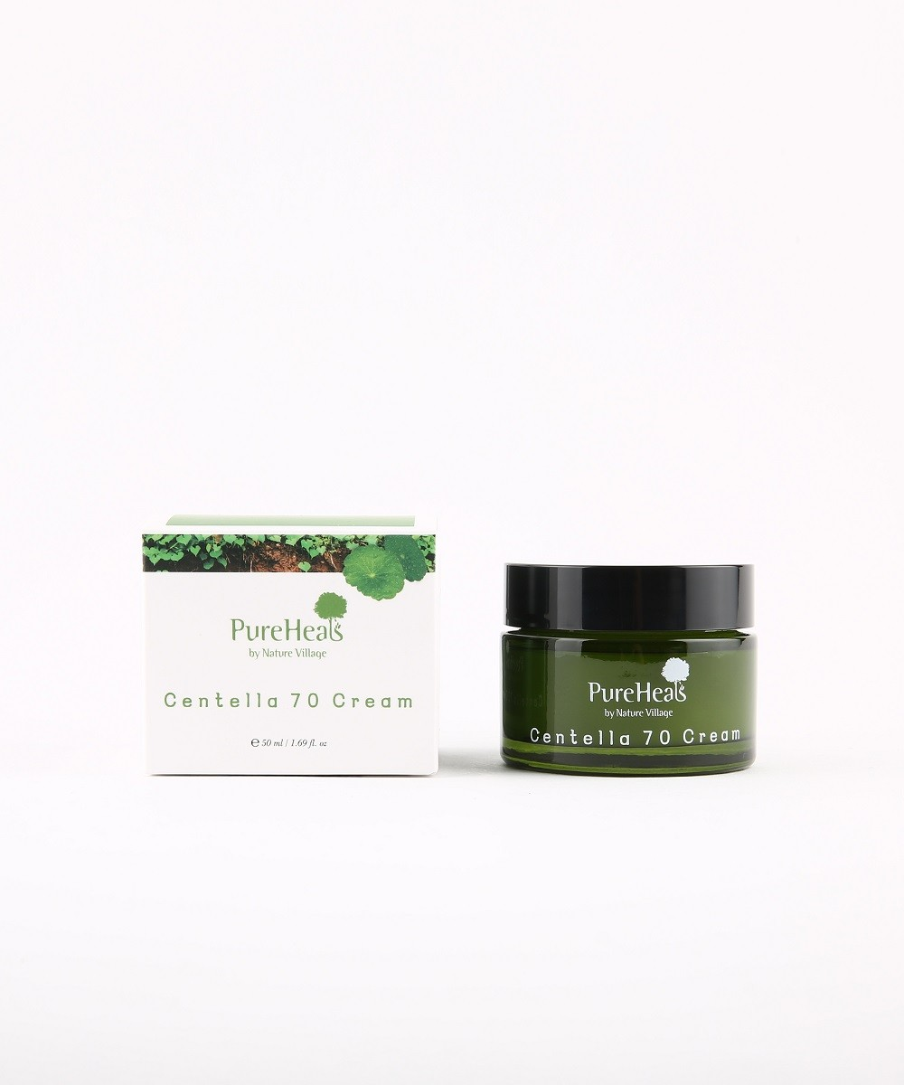Centella 70 Cream 50ml Pureheals Propolis 80 Next