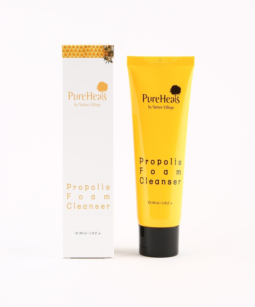Propolis Foam Cleanser 100ml Pureheals 80 Cream 50ml Next