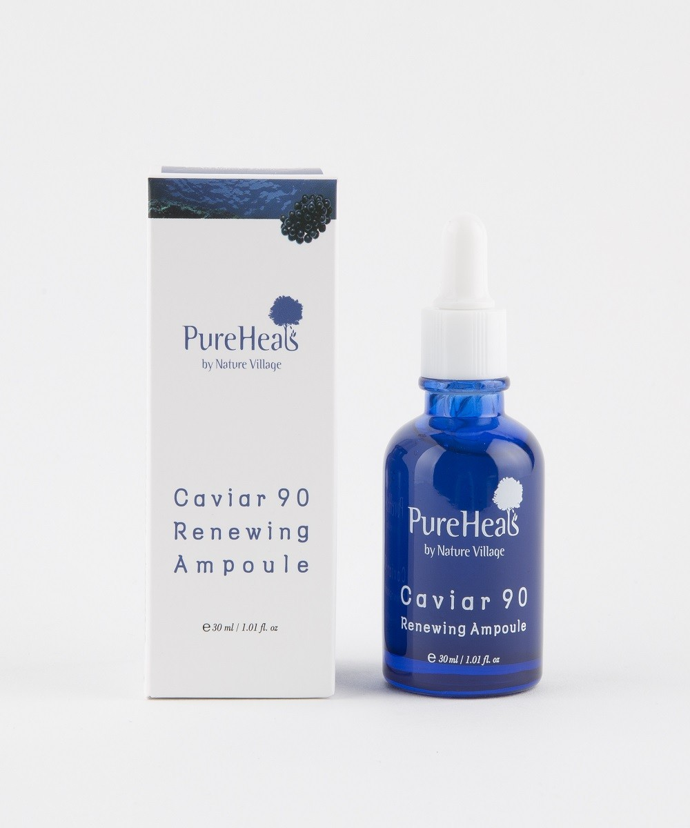 Caviar 90 Renewing Ampoule 30ml Pureheals Propolis Next
