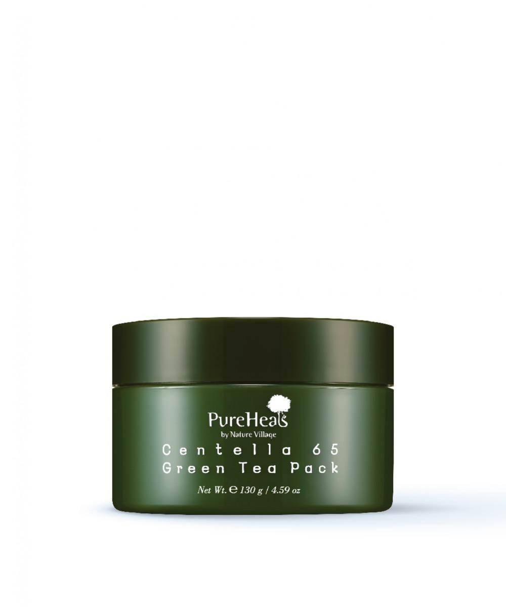 Centella 65 Green Tea Pack 130g Pureheals Galactomyces 90 Ampoule 30ml