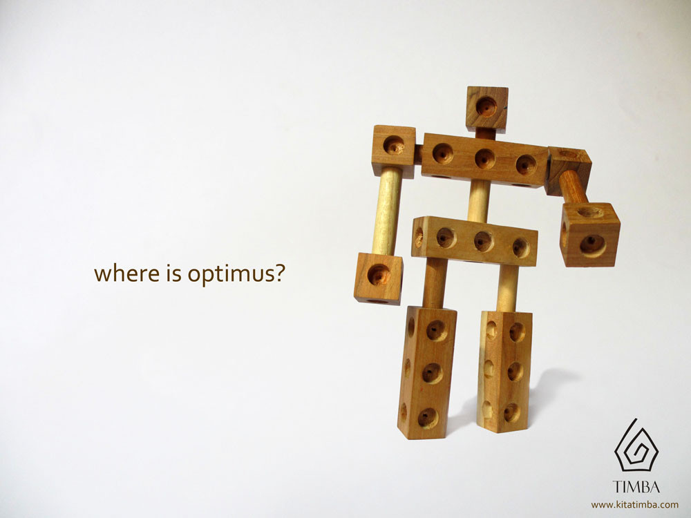 Where is optimus