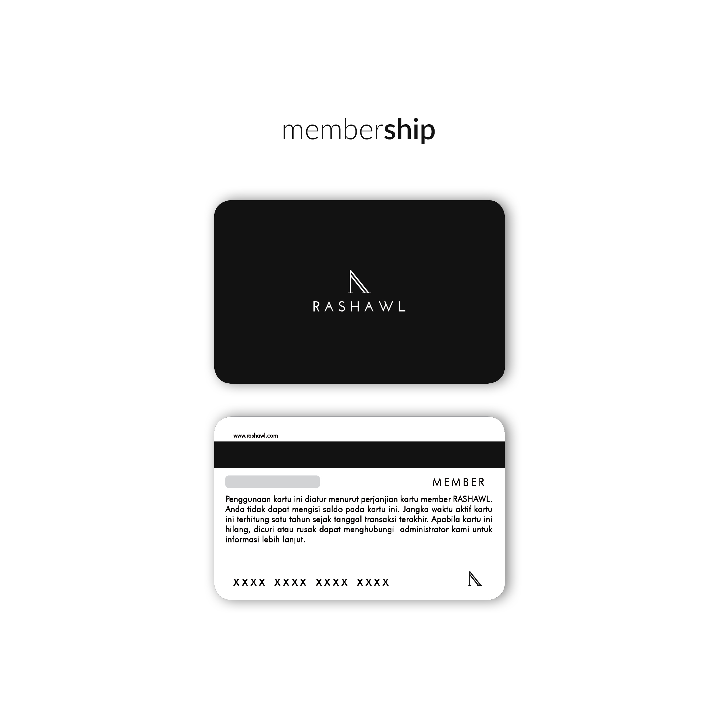 Rashawl Membership Program 2019 image