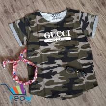 65ca397279a ... Kaos   Tumblr Tee   T-Shirt Wanita   Cewek Gucci Army · PrevNext.  large image. Prev