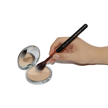 CONTOUR/HIGHLIGHT BRUSH - BLACK image