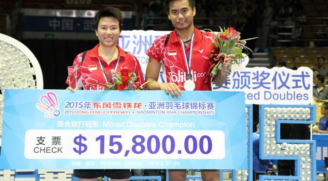 Inilah Pemain Indonesia di Kejuaraan Asia