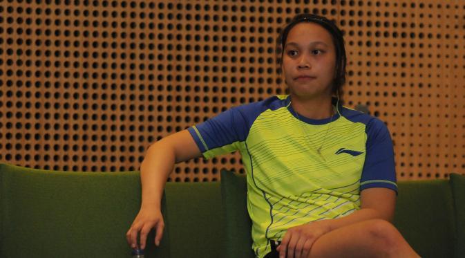 Setyana Mappasa Ambil Bagian di Indonesia Open SSP 2016