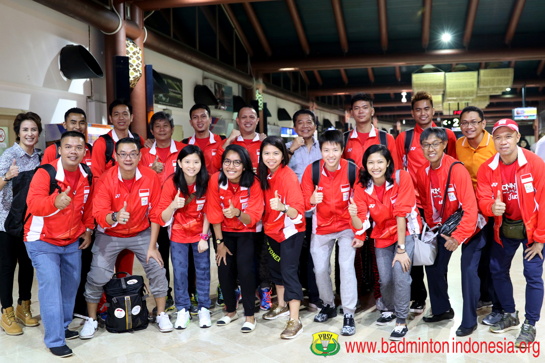 PBSI Siapkan Bonus Olimpiade Untuk Atlet dan Jajaran Tim Support