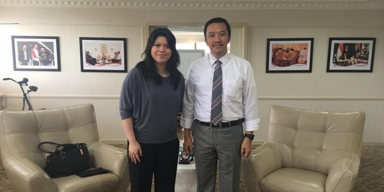 Mia Audina Tanyakan Jaminan Hari Tua (JHT) Untuk Olympian Kepada Menpora
