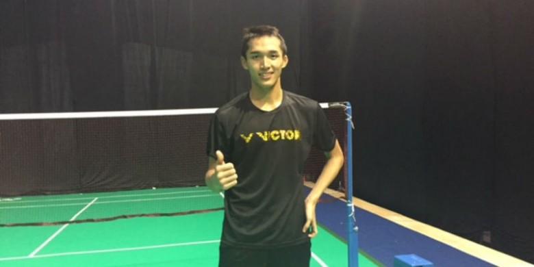 Jonatan Christie Akan Hadapi Wisnu Yulis Prasetyo di Final PON 2016