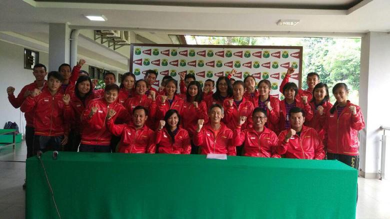 Ke Kejuaraan Dunia Bulutangkis Junior, Indonesia Diminta Maksimal