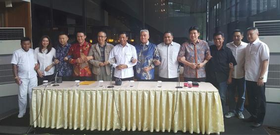 Wiranto Menjadi Ketua Umum PP PBSI 2016-2020, Berikut Sususan Kepengurusannya